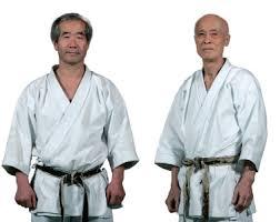 Sensei Fukazawa ,Sensei Suzuki